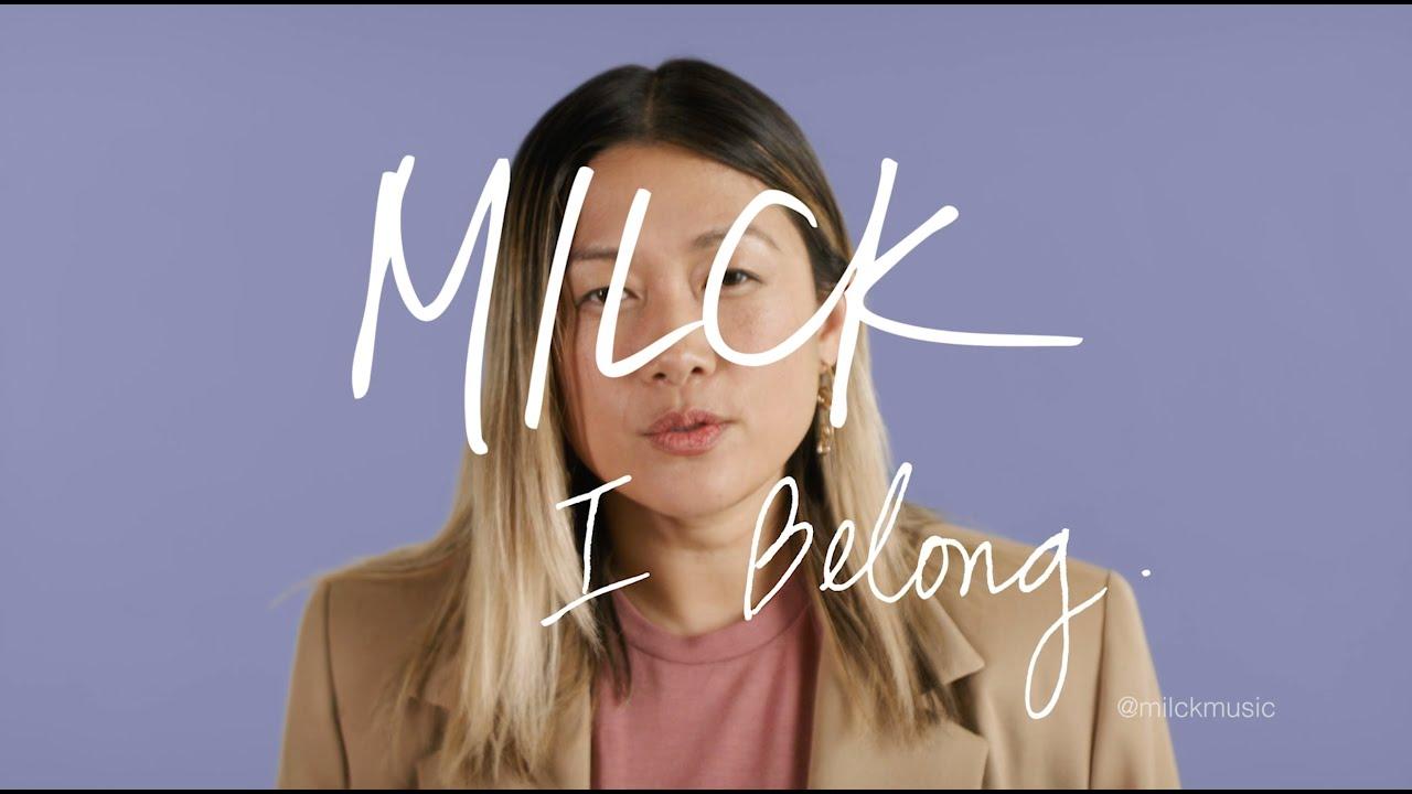 "MILCK - ""I Belong"" (Official Video)"
