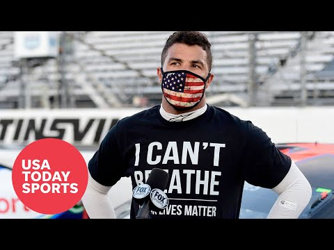 Where do NASCAR, Bubba Wallace go from here after noose incident? | SportsPulse
