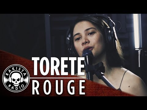 Torete (Moonstar88 Cover) by Rouge | Rakista Radio Live S1E3.