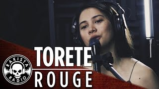 Torete (Moonstar88 Cover) by Rouge | Rakista Live EP03