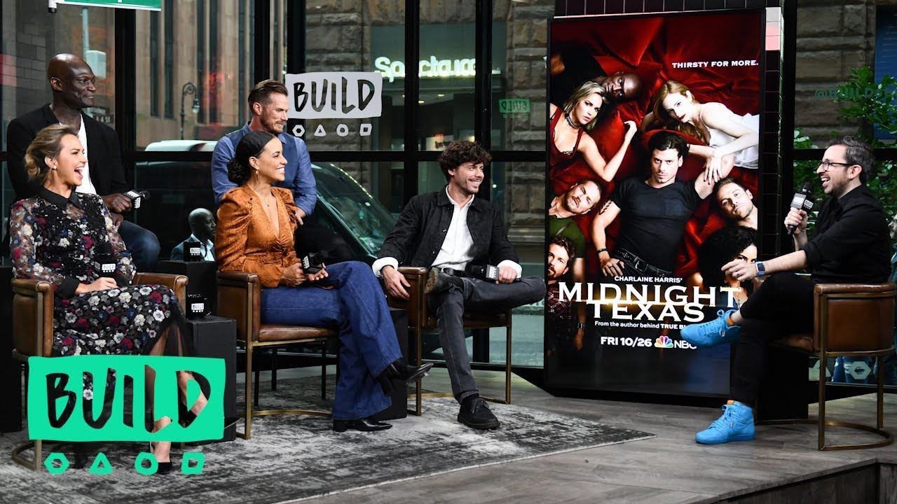 """Download The Cast Of """"Midnight, Texas"""" Discuss Season 2"""