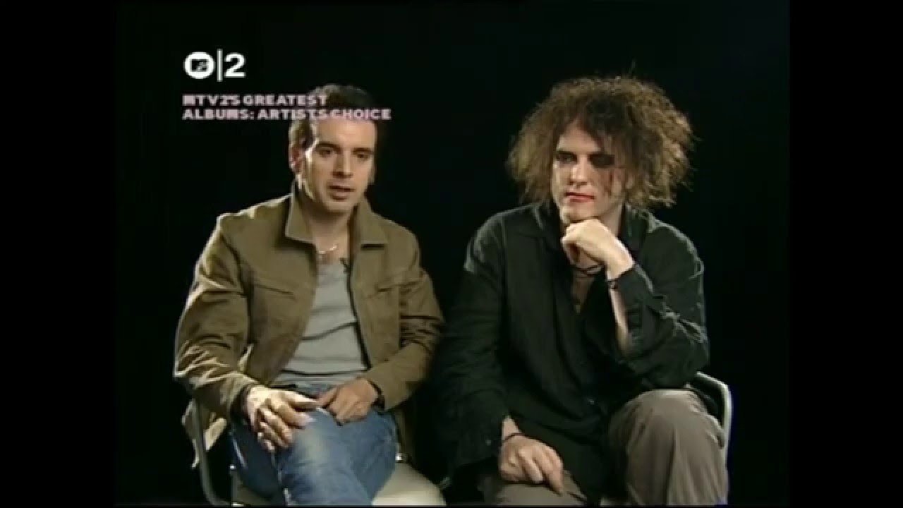 MTV2's Greatest Albums: Artist Choice with Simon Gallup of The Cure