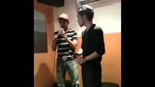 Embun- Alfian (boy) & Mamat Rock