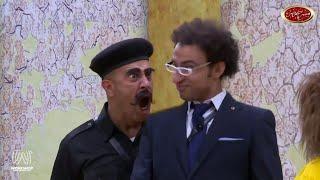"""اشرف عبد الباقي لعلي ربيع """"العيال بيخافوا!!"""" 😂"""