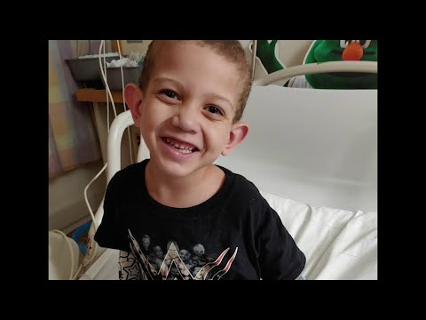 None - Boy Stuck In Hospital Awaiting Heart Transplant Wants Christmas Cards