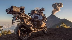 REACHING THE TOP: A Short Film Featuring Tim Burke on Volcan Acatenango In Guatemala on his R1200GS