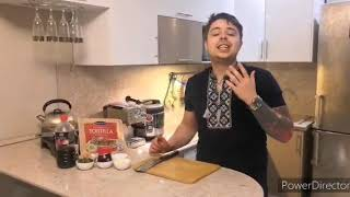 Простые рецепты для всей семьи! Курица в кисло-сладком соусе и овощами в лепешке Tortilla