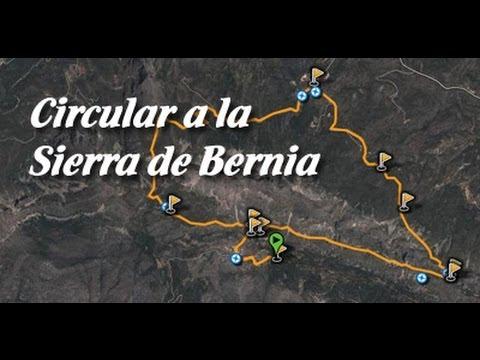 Rutas de Senderismo en Alicante: Circular a la Sierra de Bernia
