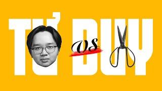 Tư Duy Vs. Phần Mềm Trở Thành Graphic Designer Đúng Nghĩa