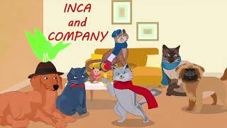 Ninja Spy Cats by R F  Kristi