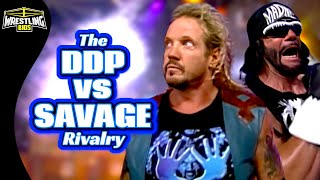 The WCW Diamond Dallas Page vs Randy Savage Rivalry