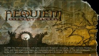 Requiem: Avenging Angel gameplay (PC Game, 1999)