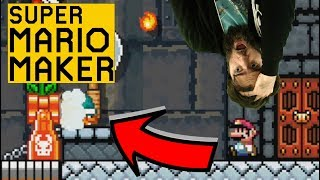 Cheese, Trolls and CHALLENGE (THE TRIFECTA) [SUPER MARIO MAKER]