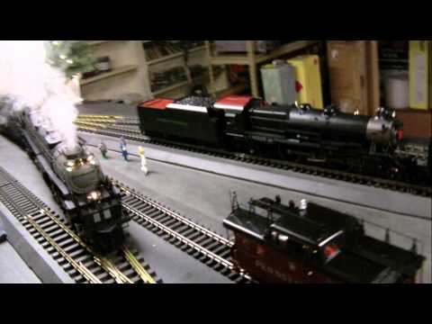 USA Trains 1/29 Scale Big Boy #4000 & MTH DCS Part 2!