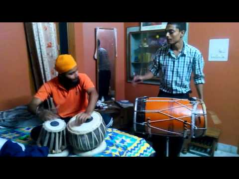 Dhol and Tabla Fusion - The Psych