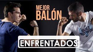 ENFRENTADOS · Mejor Balón de Fútbol