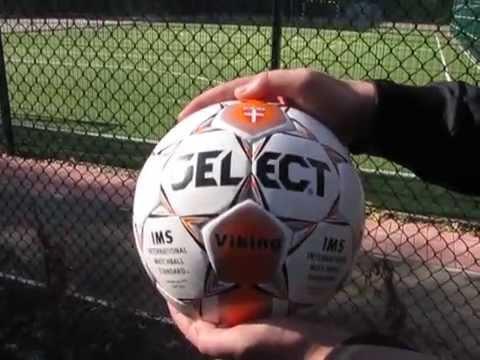 Футбольный мяч Select Brillant Super TB - Видеообзор|Goal.in.ua .