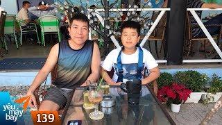 VLOG #139: HỘP THƯ: Travip trốn anh em đi Nha Trang, tình cờ gặp khán giả nhí   Yêu Máy Bay