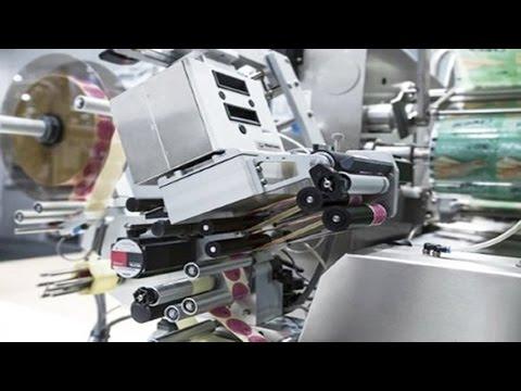 Thermal transfer barcode printing machine cake stamping packing café máquina de impresión filtro