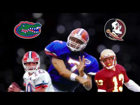 Danny Wuerffel on committing to Florida as a recruit
