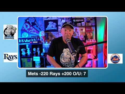New York Mets vs Tampa Bay Rays Free Pick 9/21/20 MLB Pick and Prediction MLB Tips
