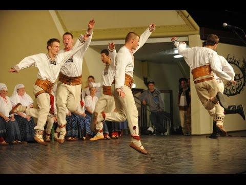 Oryginalna muzyka góralska Wałasi Tryptyk Koniaków taniec  Polish folk music Gorals