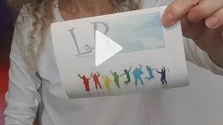 Laurence Ries 🌈 1ere vidéo