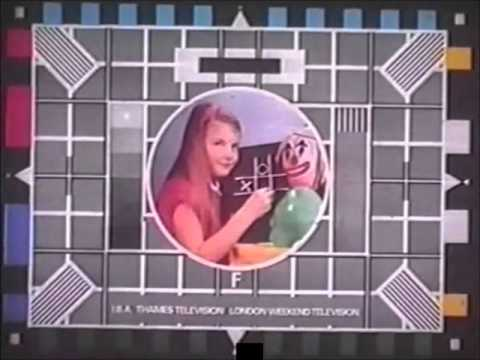 Thames ITV Schools Outro into IBA Testcard F Junction (September 14th 1978)