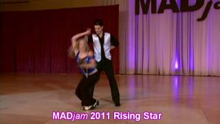 MADjam11 Rising Star Jesse Vos & Libby Collins.mp4