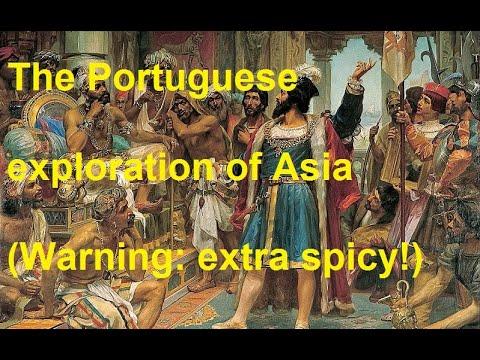 portuguese spice trade