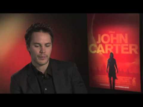 Taylor Kitsch John Carter interview HD