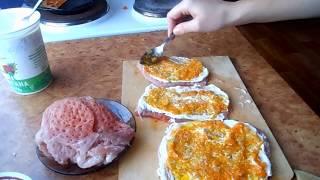 Мясные рулеты с начинкой Вкусно и полезно Блюда из мяса Meat rolls with filling