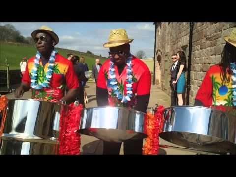 Steel Band For Hire - The Island Boys Steel Band