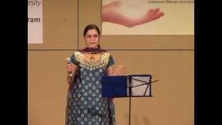 Soor Aur Saptak Karaoke Song-7 Parde Mein Rehne Do.wmv