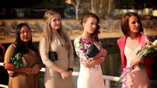Алексей и Мира. 5 сентября 2014 г. Иркутск. Байкал.