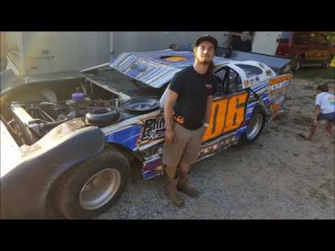 #06 Westley Lester - Sportsman - 9-4-16 - Wartburg Speedway - In-Car Camera