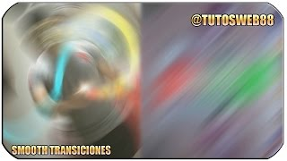 Efecto Transiciones Smooth Sony Vegas tutorial