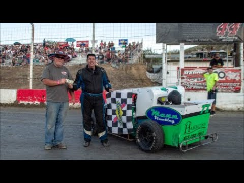 Dwarf car dash for cash barona speedway 7-13-2019