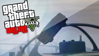 SUPER AWESOME STUNTS! - GTA 5 ONLINE FUNNY MOMENTS #2