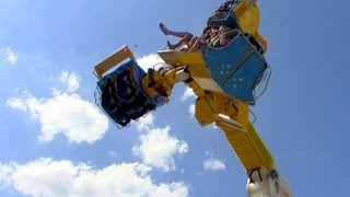 Wipe Out off-ride HD Playland
