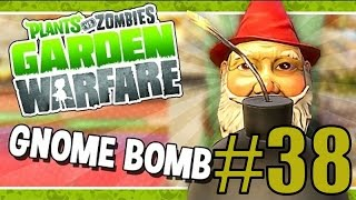 Обзор режимов игры Plants vs Zombies: Garden Warfare - TACO BANDINTS + GNOME BOMB