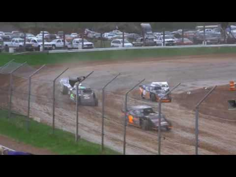 Proctor Speedway 5/14/17 WISSOTA Modified A Main Final Laps