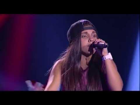 "Ana Catarina Rodrigues - ""Vayorken""  Provas Cegas  The Voice Portugal  Season 3"