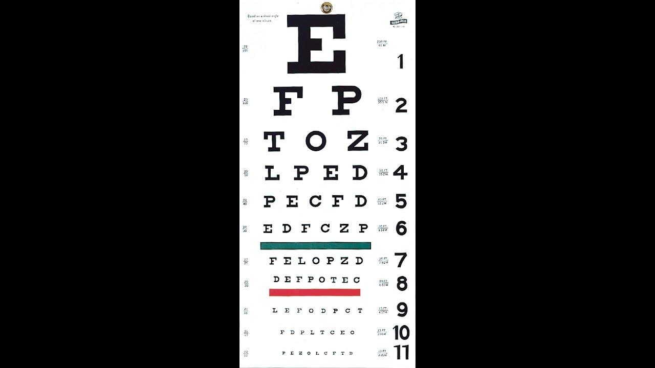 Grafco snellen hanging eye chart youtube grafco snellen hanging eye chart nvjuhfo Gallery