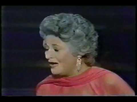Bea Arthur 1974 Tony Awards