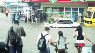 Дождь в Симферополе 23 мая 2014