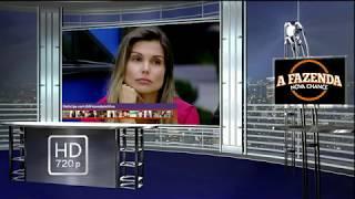 A FAZENDA NOVA CHANCE NOVAMENTE DISCUÇÃO DE MARCOS E FLAVIA 27 11 2017
