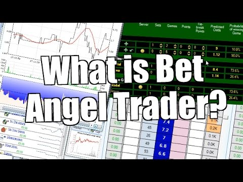 What is Bet Angel trader? betfair