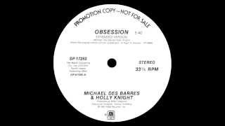 Michael Des Barres & Holly Knight - Obsession (Extended Version))