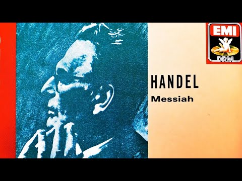 Handel - Messiah/Hallelujah Chorus (recording of the Century : Otto Klemperer)